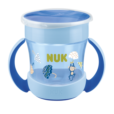 Hrnček NUK Mini Magic Cup 160 ml - Opička
