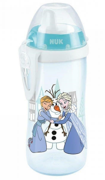 Fľaštička Nuk Kiddy Cup 300 ml - Frozen