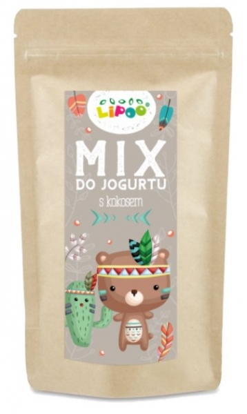 Mix do jogurtu s kokosom, 120g